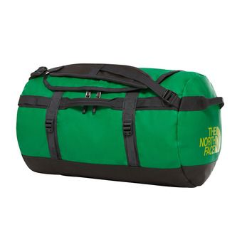 Bolsa de viaje 50L BASE CAMP S primary green/asphalt gry
