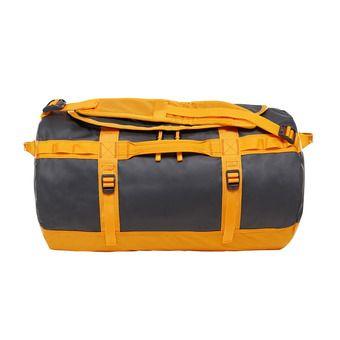 The North Face BASE CAMP 50L - Bolsa de viaje asphalt gr/zinnia orange