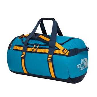Bolsa de viaje 71L BASE CAMP M crystal teal/urban navy