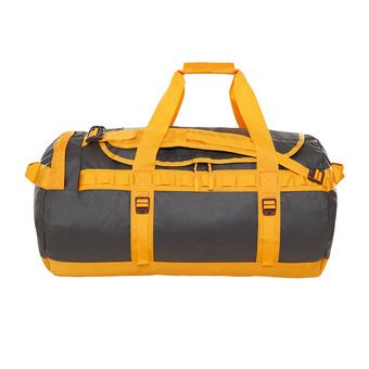 The North Face BASE CAMP 71L - Sac de voyage asphalt gr/zinnia orange