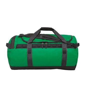 Sac de voyage 95L BASE CAMP L primary green/asphalt gry