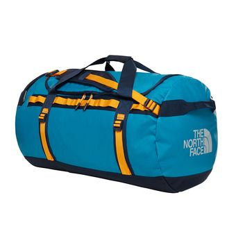 Bolsa de viaje 95L BASE CAMP L crystal teal/urban navy