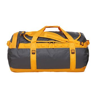 Sac de voyage 95L BASE CAMP L asphalt gr/zinnia orange