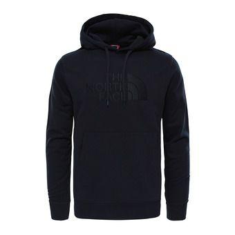 The North Face DREW PEAK - Sweat Homme tnf black/tnf black