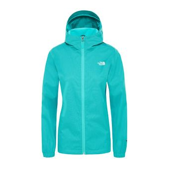 The North Face QUEST - Chaqueta mujer ion blue heather