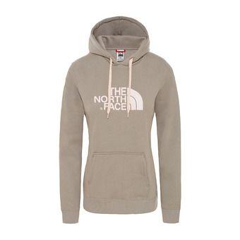 The North Face DREW PEAK - Sweatshirt - Women's - silt grey