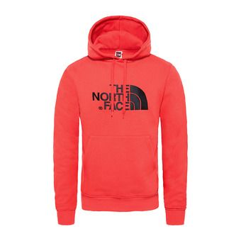The North Face DREW PEAK - Sudadera hombre salsa red
