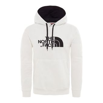 The North Face DREW PEAK - Sweat Homme tnf white/tnf black