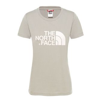 The North Face EASY - Camiseta mujer silt grey