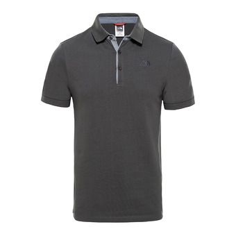 The North Face PREMIUM - Polo - Men's - asphalt grey