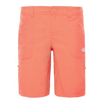 The North Face HORIZON SUNNYSIDE - Shorts - Women's - juicy red