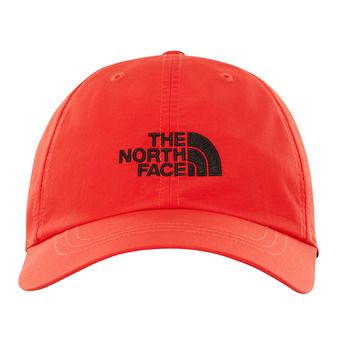 The North Face HORIZON - Casquette fiery red/tnf black