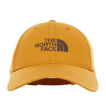 The North Face 66 CLASSIC - Gorra citrine yellw/asphalt gry