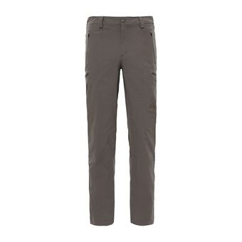 The North Face EXPLORATION - Pantalón hombre weimaraner brown