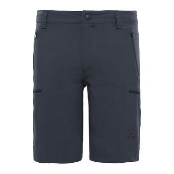 Short hombre EXPLORATION asphalt grey