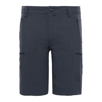 Short homme EXPLORATION asphalt grey