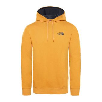 The North Face DREW PEAK PO LT - Sudadera hombre citrine yellow