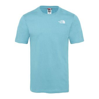 The North Face RED BOX - T-shirt Uomo storm blue
