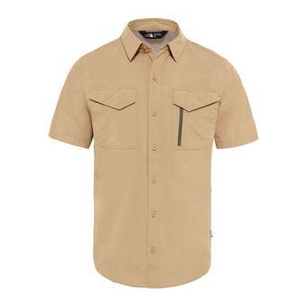 Camisa hombre SEQUOIA kelp tan