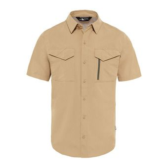 The North Face SEQUOIA - Chemise Homme kelp tan