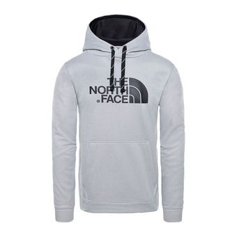 The North Face SURGENT HALFDOME - Sweat Homme tnf light grey heather