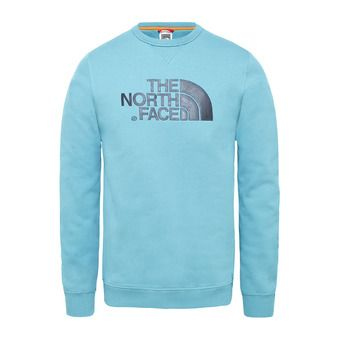 The North Face DREW PEAK - Sweat Homme storm blue