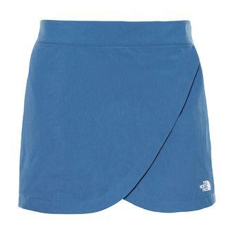 Jupe-short femme INLUX blue wing teal