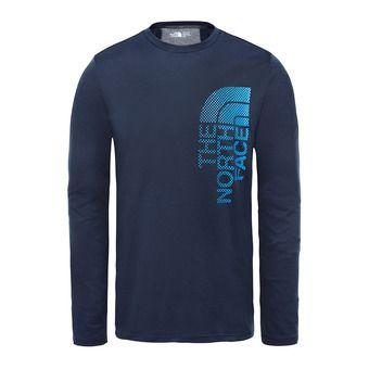 Maillot ML homme ONDRAS urban navy/bomber blue