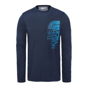 The North Face ONDRAS - Camiseta hombre urban navy/bomber blue