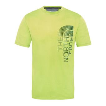 The North Face ONDRAS - Camiseta hombre lime green