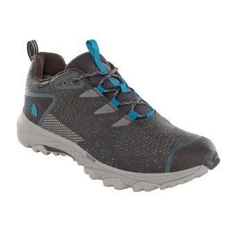 The North Face ULTRA FASTPACK III GTX - Scarpe da escursionismo Uomo ebony grey/crystal teal