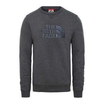 The North Face DREW PEAK LHT - Sweat Homme asphalt grey