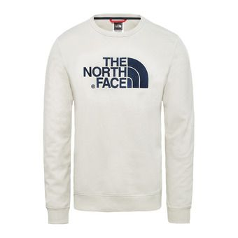The North Face DREW PEAK LHT - Sudadera hombre vintage white