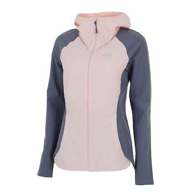 The North Face INVENE Jacket Women's pink salt