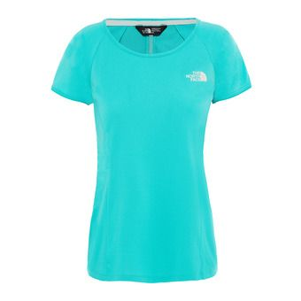 The North Face HIKESTELLER - Maillot Femme ion blue