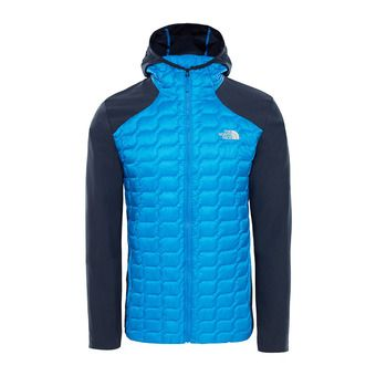 The North Face THERMOBALL - Hybrid Jacket - Men's - bomber blue/urban navy