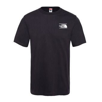 The North Face GRAPHIC - Camiseta hombre tnf black