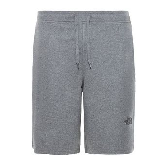 The North Face GRAPHIC - Short hombre tnf medium grey heather