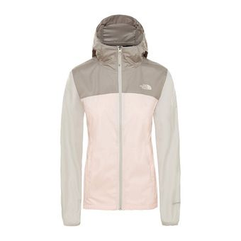 The North Face CYCLONE - Chaqueta mujer pink salt multi