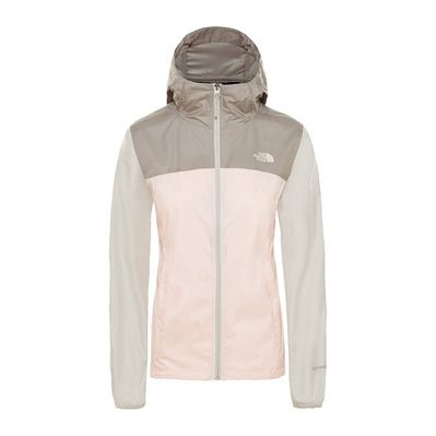 The North Face CYCLONE Veste Femme pink salt multi