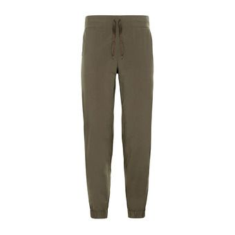 The North Face RISE & ALIGN - Pantalón mujer new taupe green
