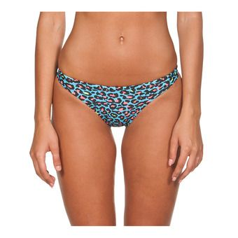 Bas de maillot femme REAL turquoise multi