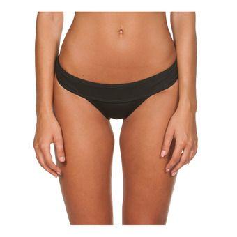 Arena DESIRE - Bikini Bottoms - Women's - black/yellow star