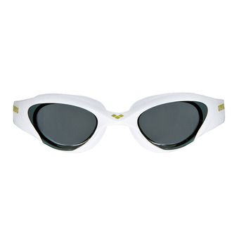 Gafas de natación THE ONE smoke white/white