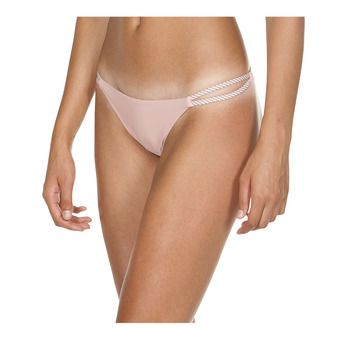 W STRINGS BRIEF Femme ROSE
