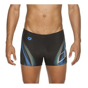 Boxer de bain homme BRIZA black/pix blue