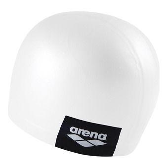 Arena LOGO MOULDED - Bonnet de bain white