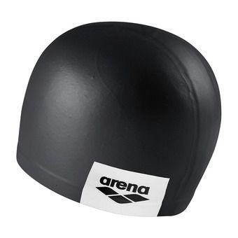 Arena LOGO MOULDED - Swimming Cap - black
