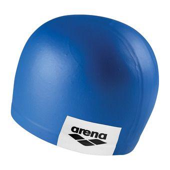 Bonnet de bain LOGO MOULDED blue