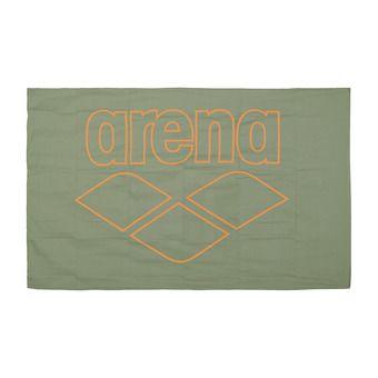 Arena POOL SMART - Serviette army tangerine